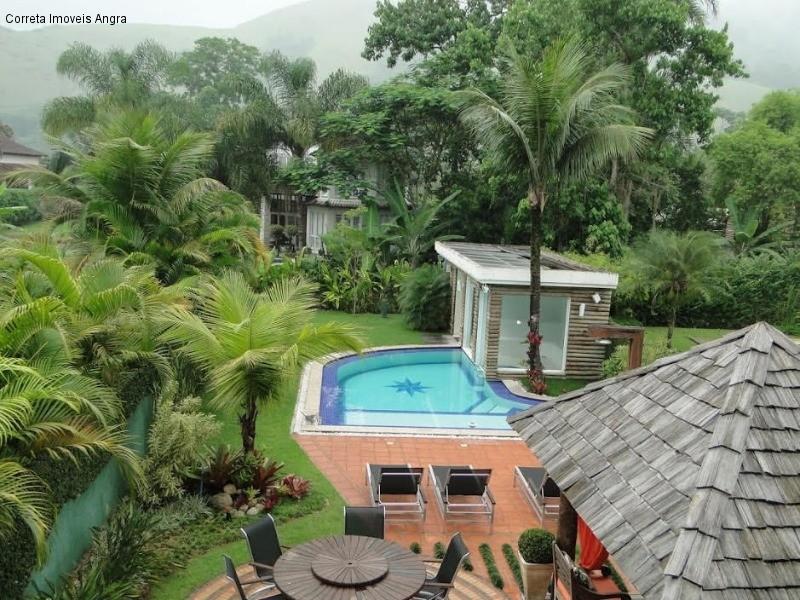Casa em FRADE (CUNHAMBEBE)  -  ANGRA DOS REIS - RJ