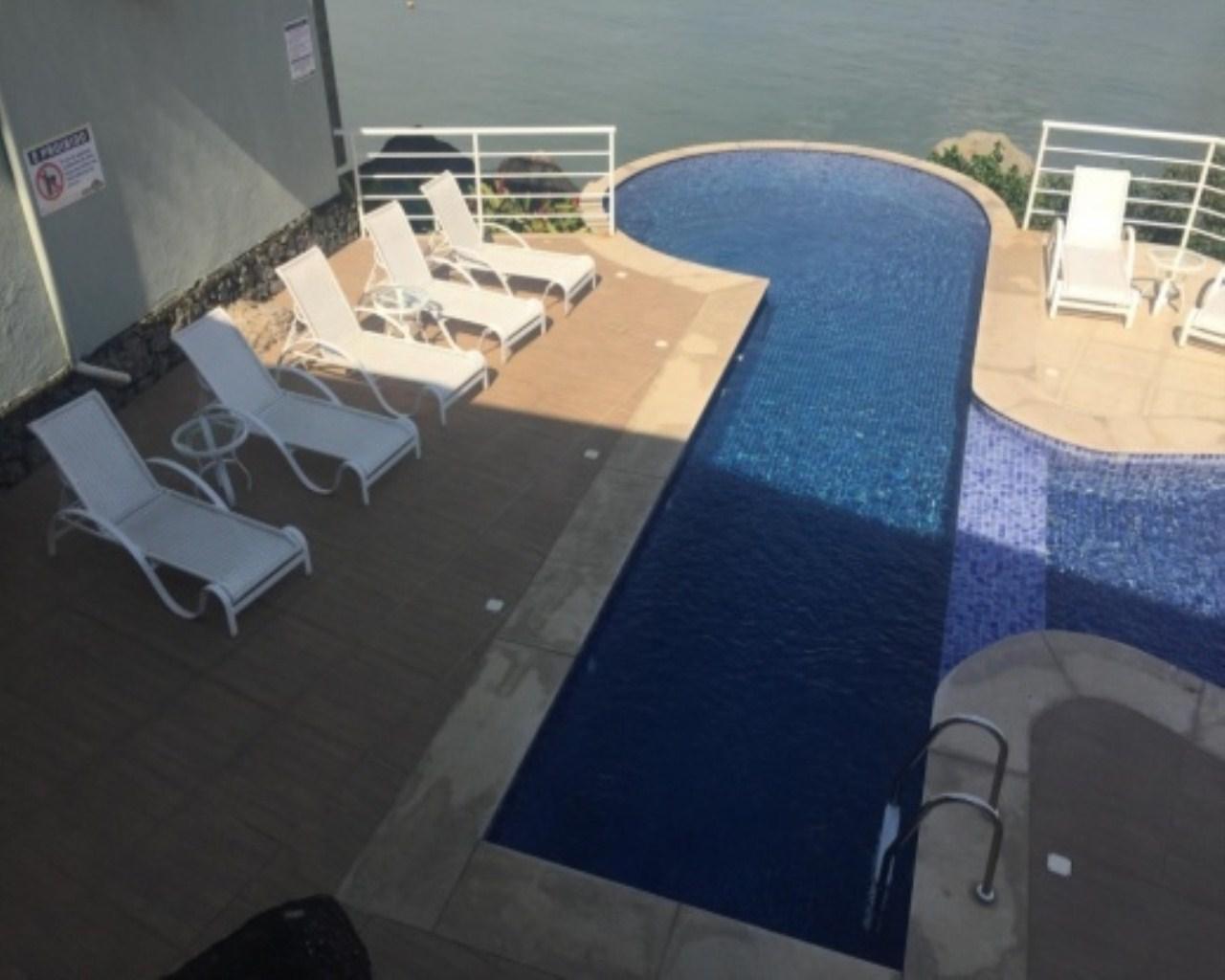 Apartamento em Pontal (Cunhambebe)  -  Angra dos Reis - RJ