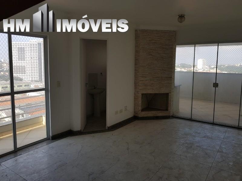 Apartamento duplex para locação em Guarulhos