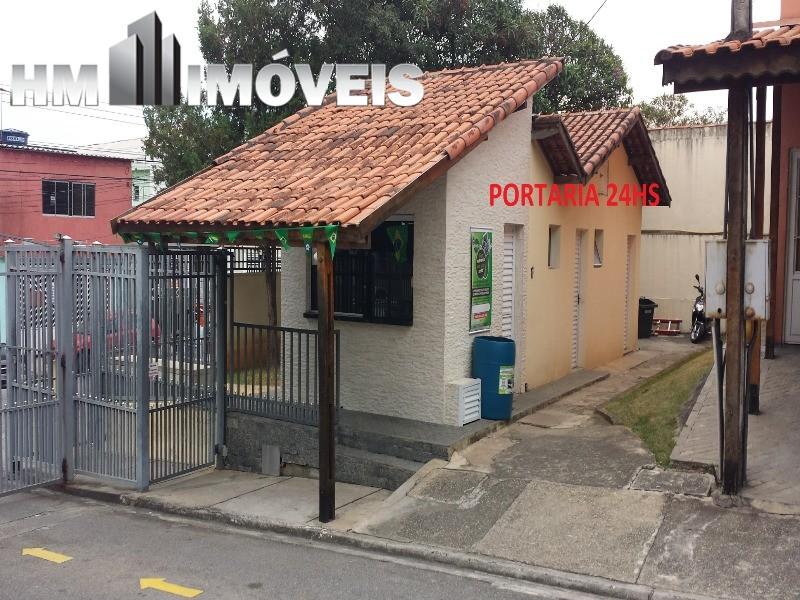 Sobrado em condomínio fechado em Guarulhos