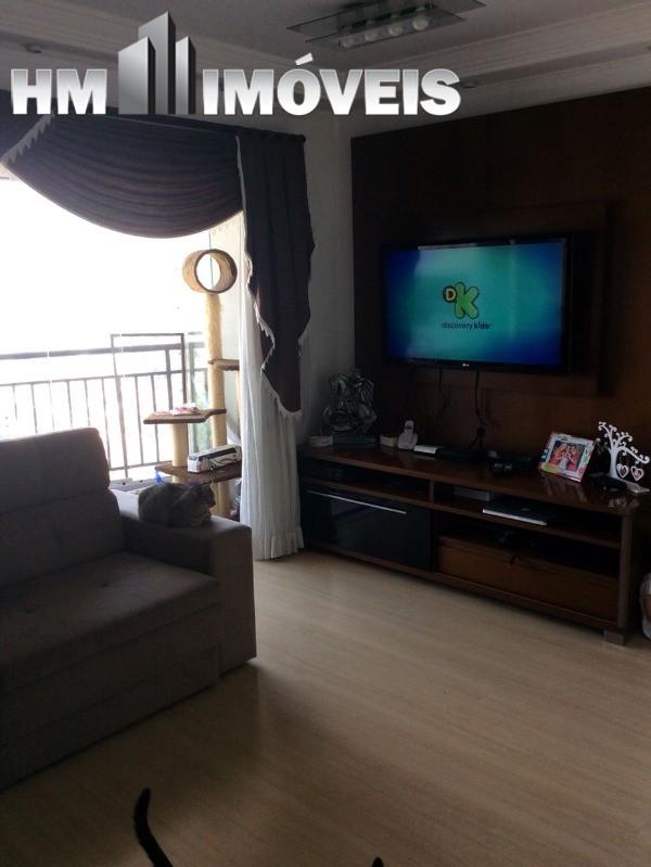 apartamento com varanda gourmet no centro de Guarulhos