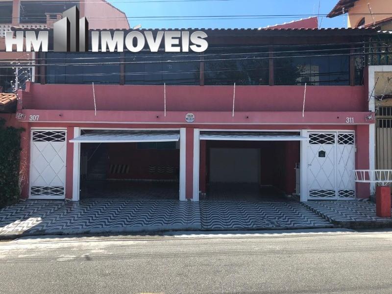 Casa assobradada em Guarulhos