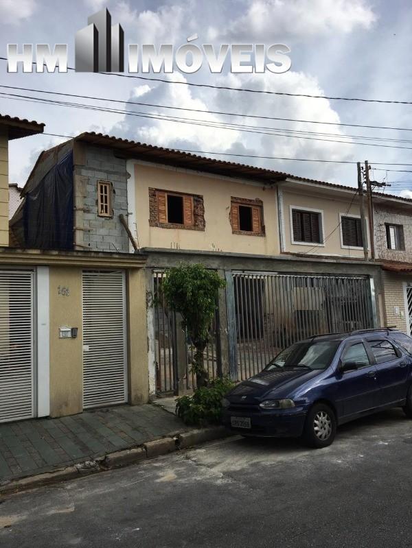 Sobrado na Vila Rosália 3 dormitórios, sendo 2 suítes com closet , 3 vagas