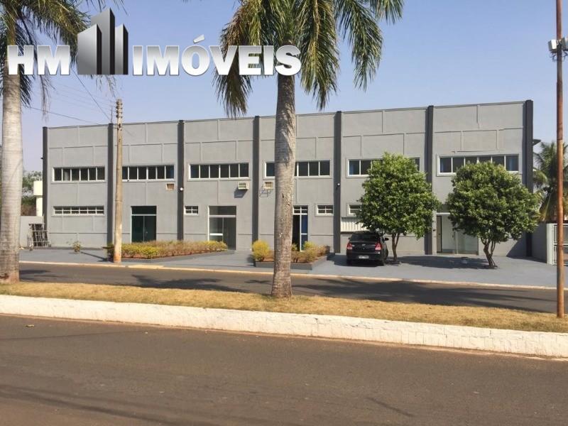 Vendo ou Permuto Galpão com 2000 m² de área construída em União Paulista.