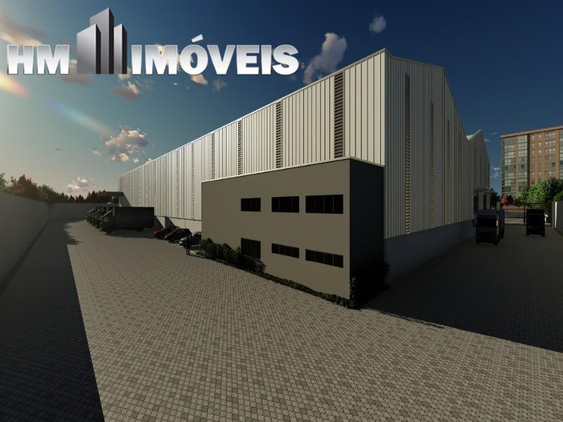 Galpão em Cumbica com 7300 m² de área construída em uma área de 15000 m²