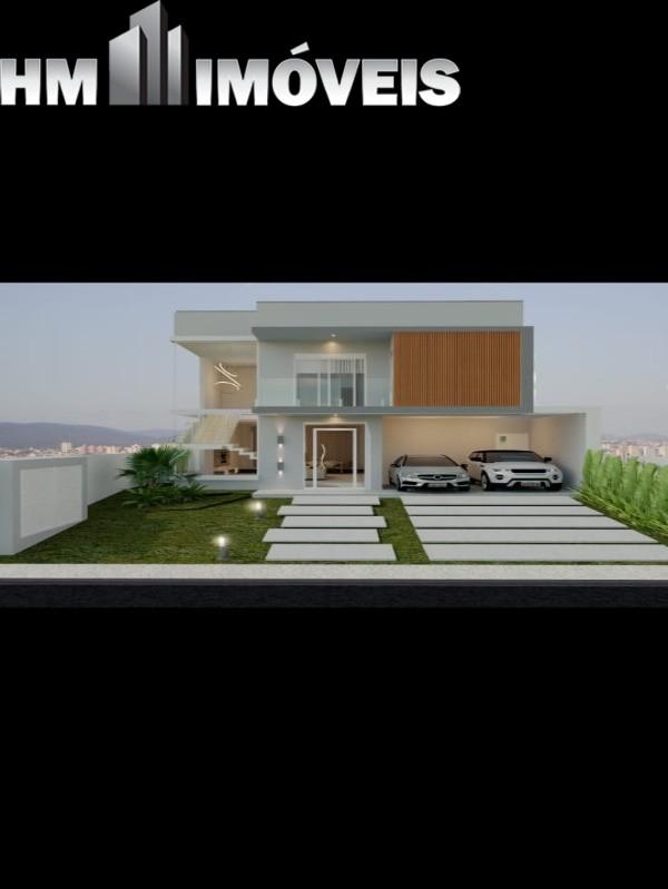 Vendo ou Permuto casa  de alto padrão no condomínio no  Arujá 5, com 5 dormitórios, 4 vagas
