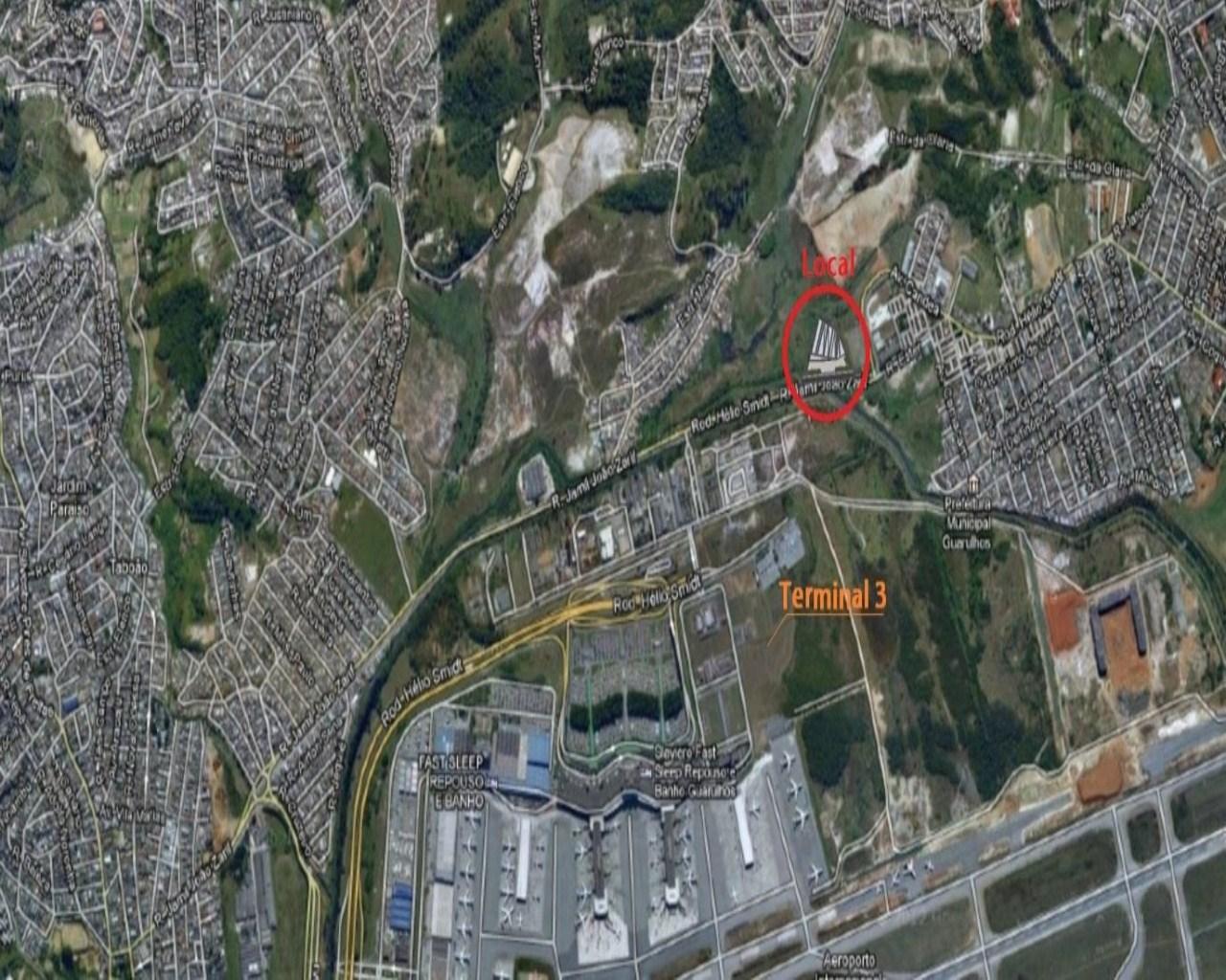 Área 10.244 m² em Guarulhos a venda