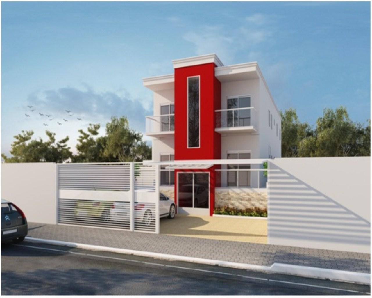 Casa sobreposta nova próximo ao Hospital do Pimentas