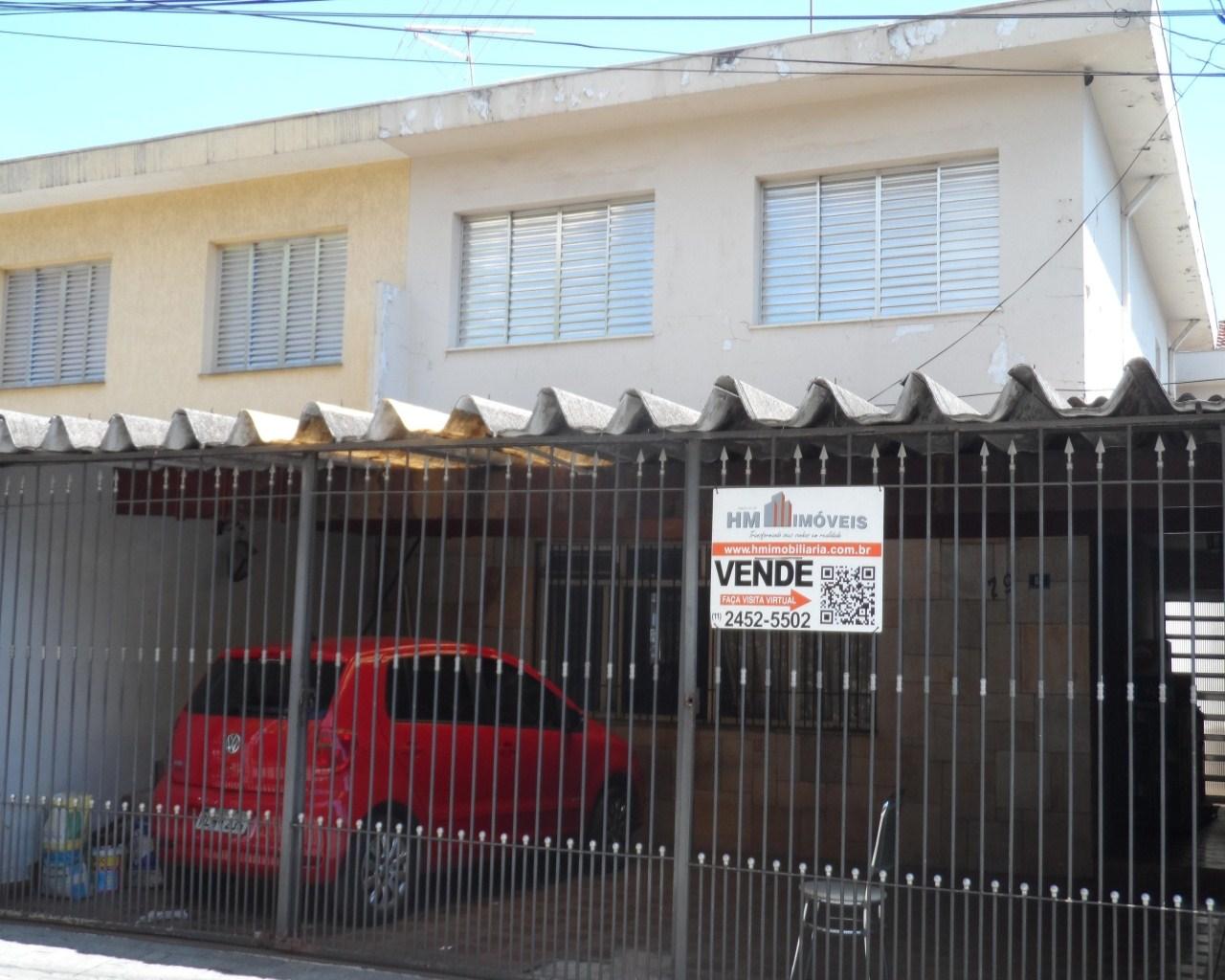 Vende sobrado na Vila Galvão