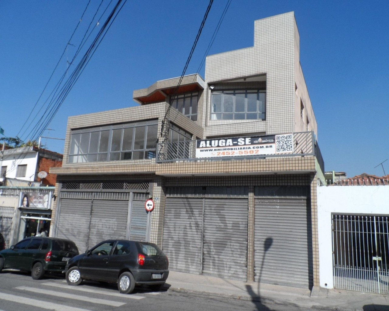 Prédio comercial para locação em Guarulhos