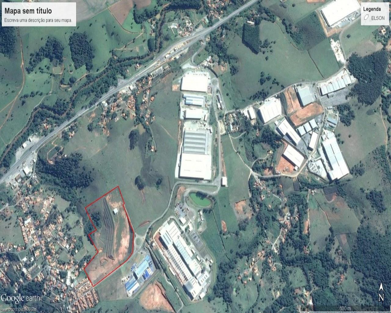 Área em Extrema Minas Gerais