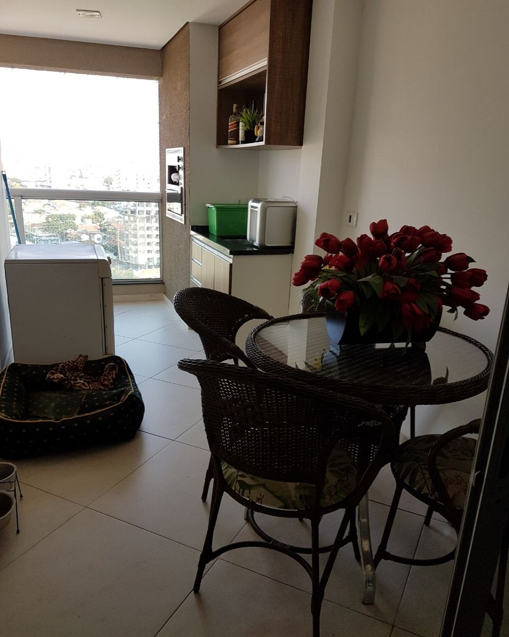 Apartamento planejado em Guarulhos