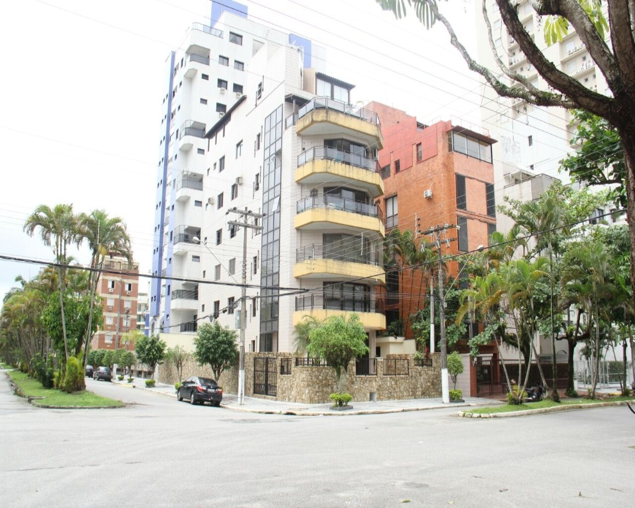 Cobertura a venda no Guarujá