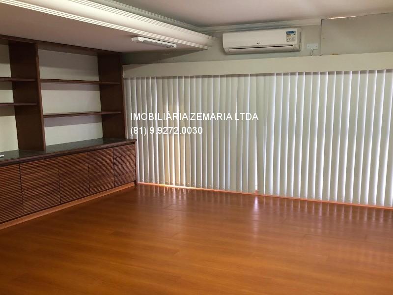 Locação de sala no Empresarial Rio Capibaribe, Coelhos, 189m²