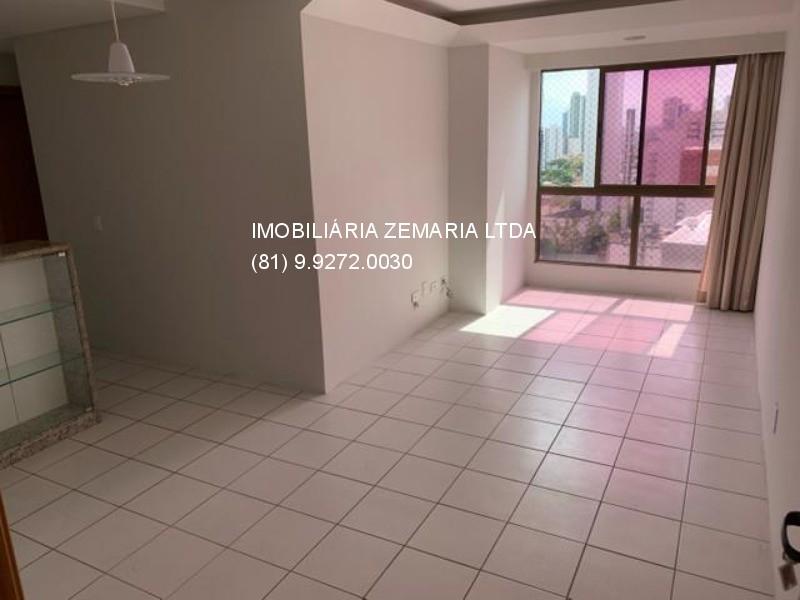 Locação no Edf. Studio Rosarinho Prince, 02 qtos, suíte, 55m², 01 vaga, lazer