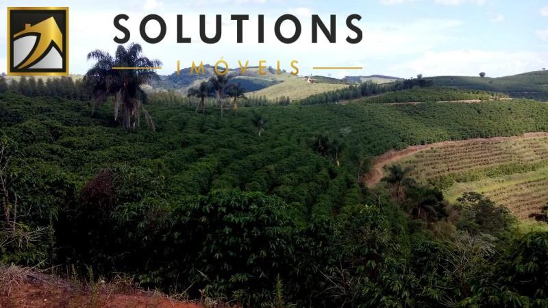 Fazenda de café no Sul de Minas
