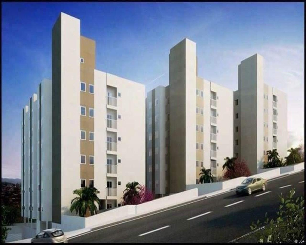 Apartamento região Central de Caieiras
