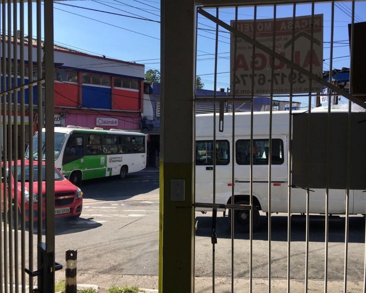 Salão comercial Perus - locação