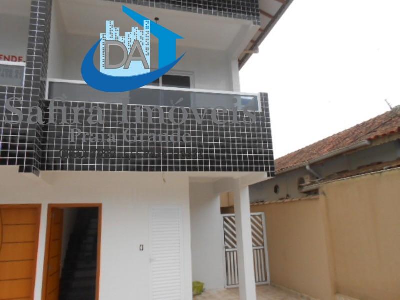Excelente casa de condomínio de 02 dormitórios  para VENDA/LOCAÇÃO no Canto do forte.