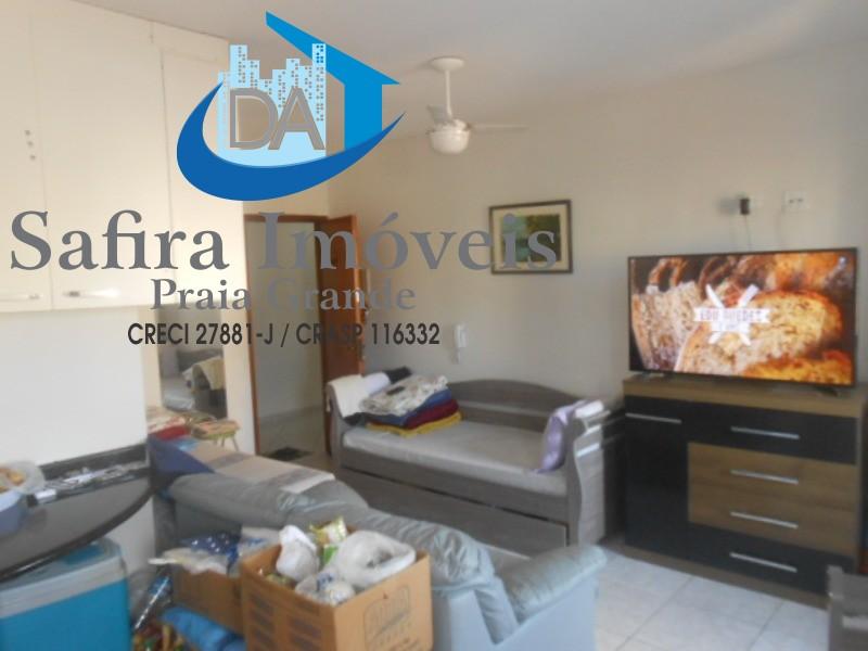 Excelente KITNET a venda  em um dos melhores bairros de Praia grande, a Vila Tupi , toda mobiliada