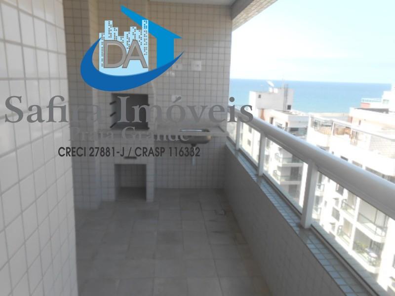 Excelente Apartamento de Alto Padrão a Venda em Praia Grande no Canto do Forte.