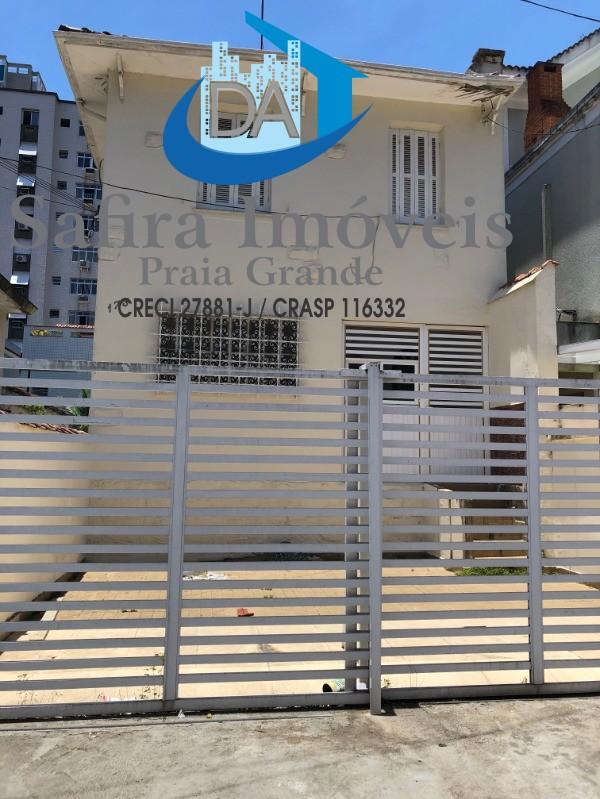 Casa para locação comercial Campo Grande-Santos-SP
