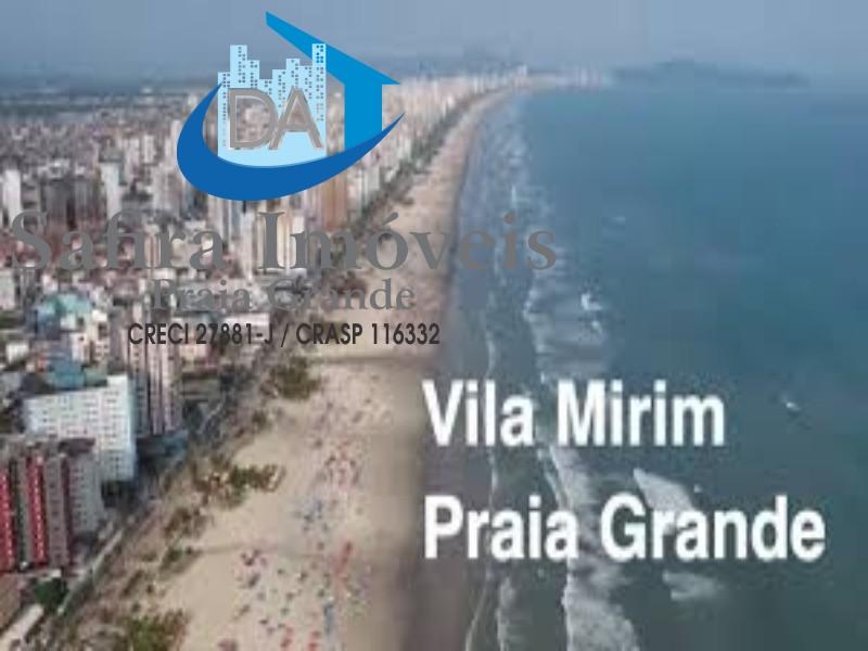 Área em corredor comercial na Praia Grande, Nova Mirim , venha conferir Oportunidade de negocio.