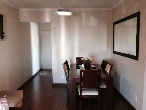 Apartamento de 3 dormitórios em Vila Alpina, Sao Paulo - SP