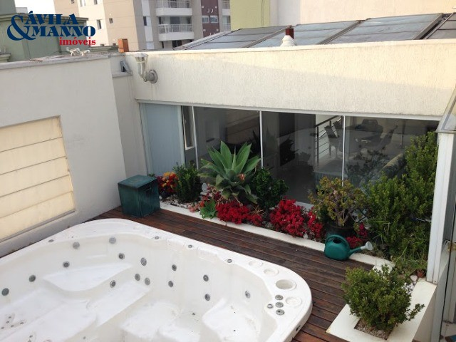 Cobertura de 2 dormitórios em Mooca, Sao Paulo - SP