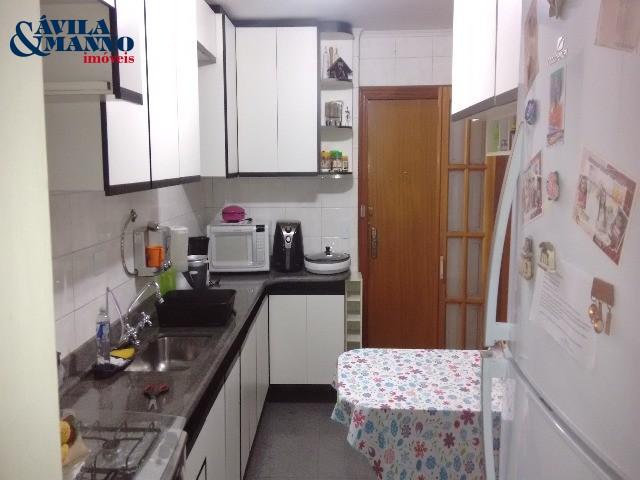 Apartamento de 3 dormitórios em Santa Clara, Sao Paulo - SP