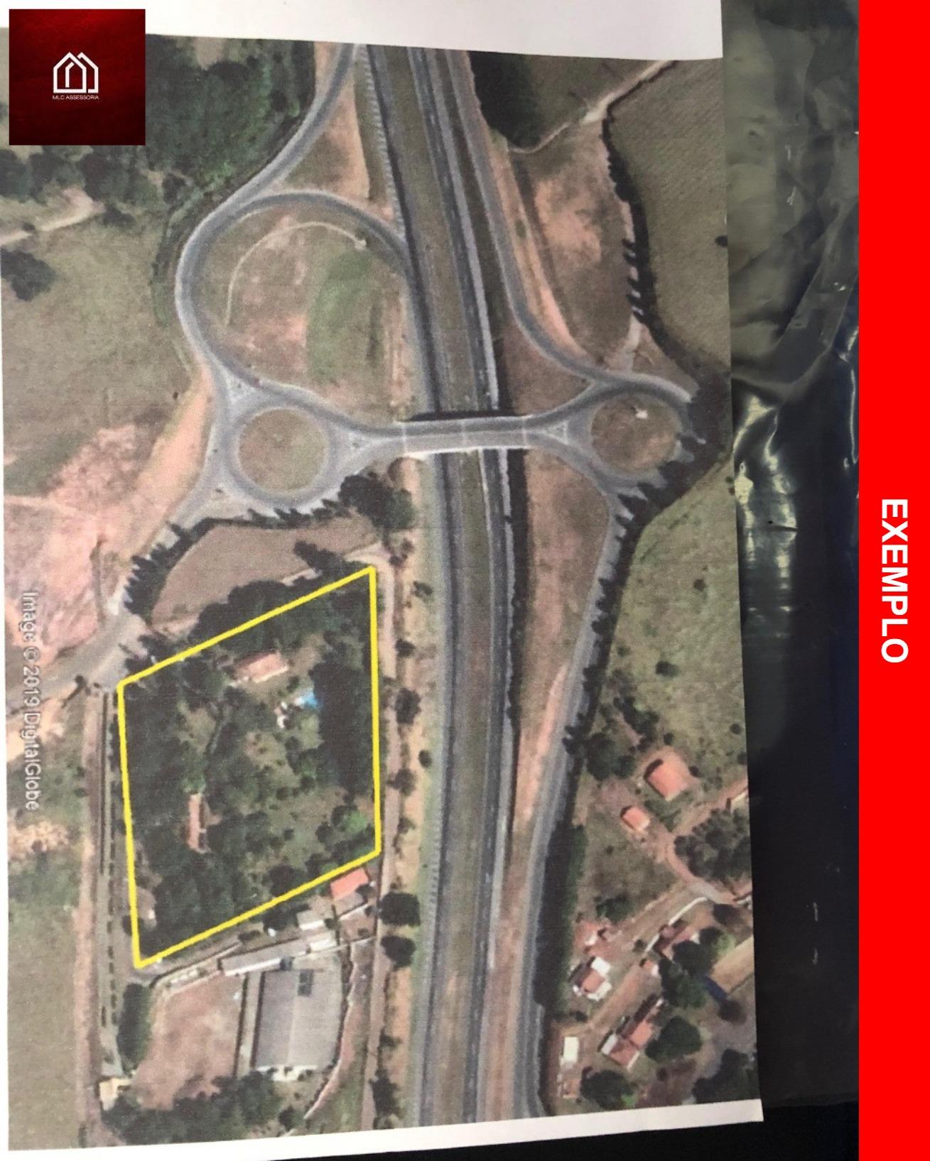 Área 11.000 m² plana Vargem - Bragança Paulista