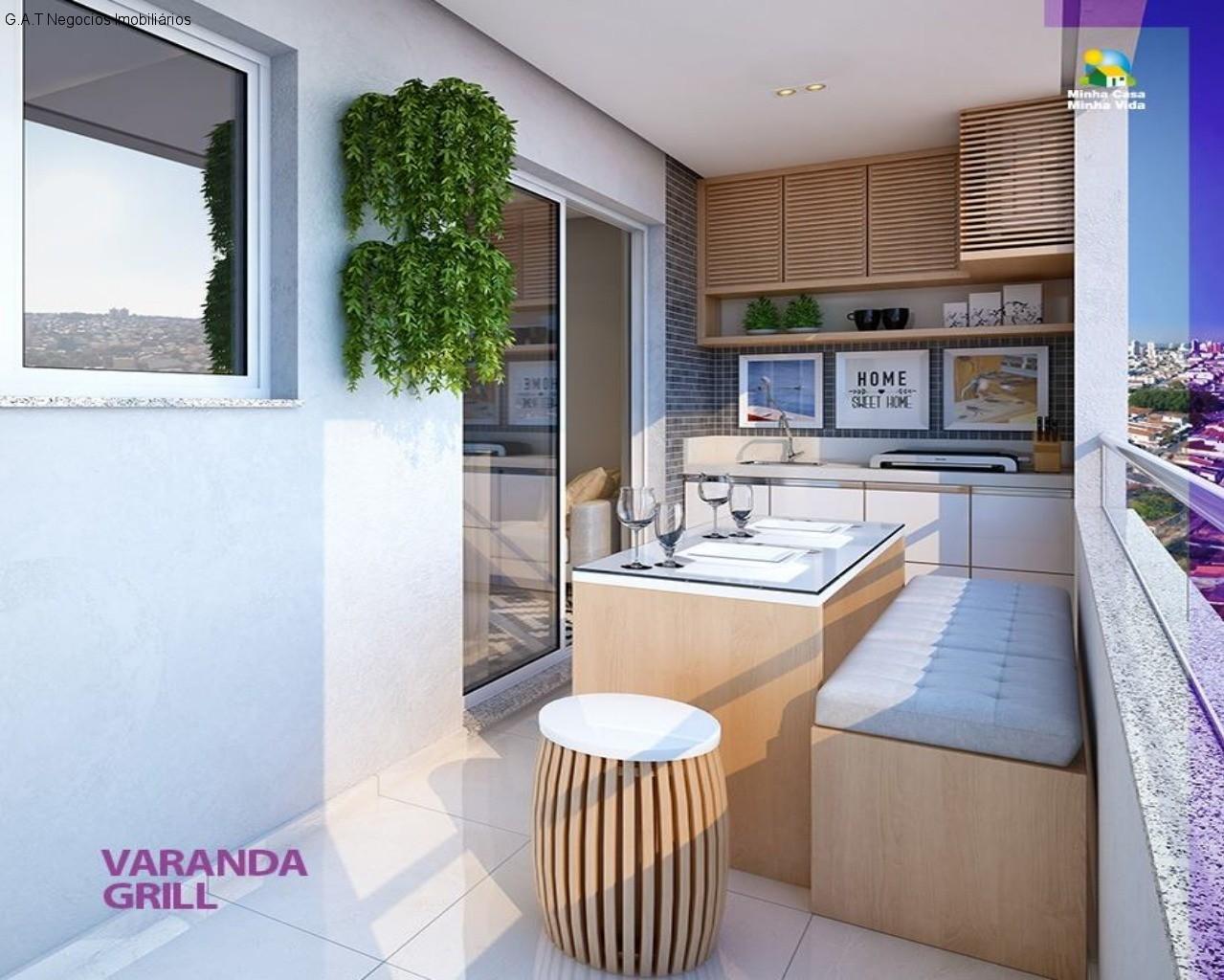 Apartamento com 2 Quartos,edifÍcio unique jardine, Sorocaba , 54 m²
