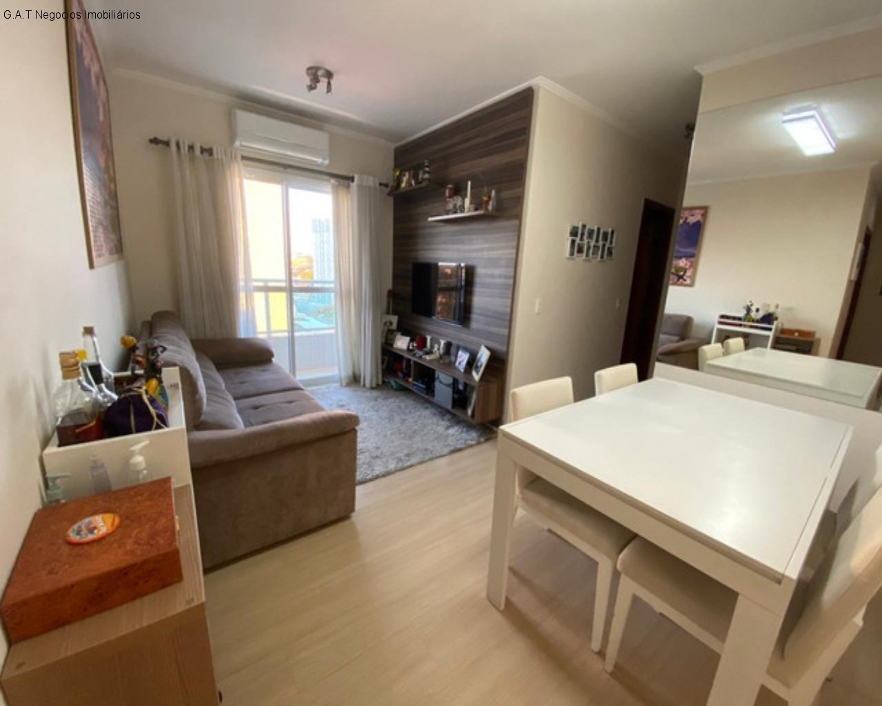 Apartamento com 2 Quartos,jardim gonçalves, edifício mont blanc, Sorocaba