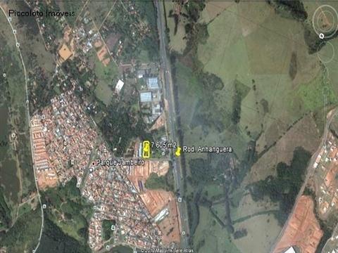 Terreno à venda em Chácara São Martinho, Campinas - SP