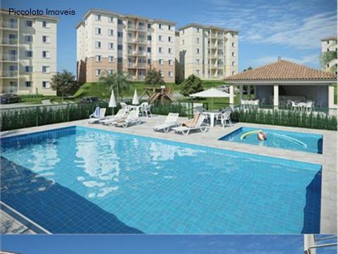 Apartamento de 2 dormitórios à venda em Parque Euclides Miranda, Sumare - SP