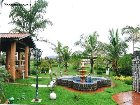 Farm Ranch de 2 dormitórios em Chacara São Rafael, Tambau - SP