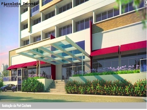 Office de 1 dormitório à venda em Guanabara, Campinas - SP