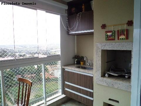 Apartamento de 3 dormitórios à venda em Santa Candida, Campinas - SP