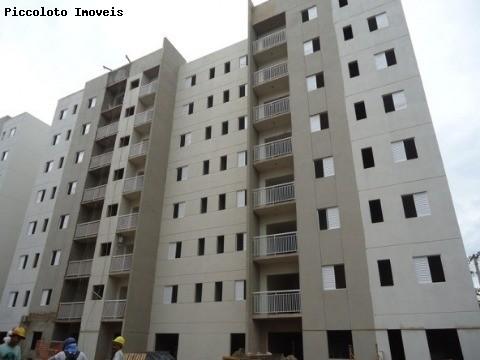 Apartamento de 3 dormitórios em Morumbi, Paulinia - SP