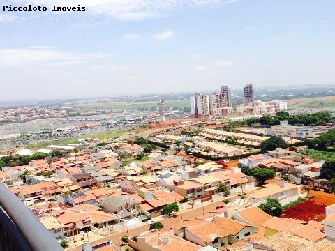 Penthouse de 4 dormitórios à venda em Mansões Santo Antõnio, Campinas - SP