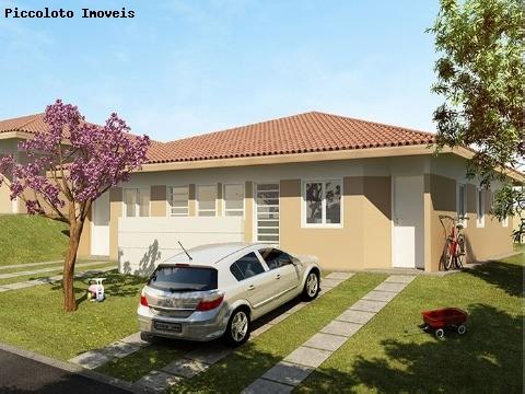 Casa de 2 dormitórios em Nova Veneza, Sumare - SP