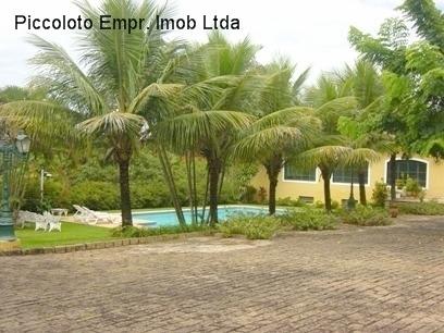 Chácara de 4 dormitórios à venda em Estancia Recreativa San Fernando, Valinhos - SP