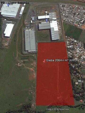 Land Lot em Jardim Santiago, Hortolândia - SP
