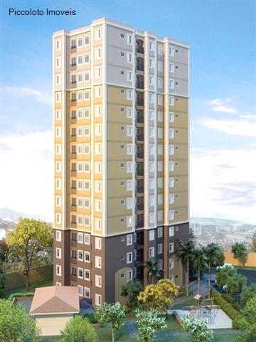 Apartamento de 2 dormitórios em Vila Saturnia, Campinas - SP