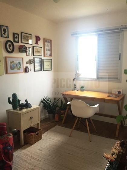 Apartamento de 3 dormitórios à venda em Parque Brasilia, Campinas - SP