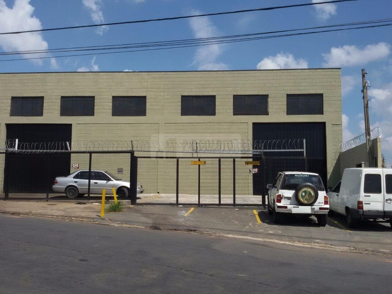 Industrial à venda em Parque Sao Paulo, Campinas - SP