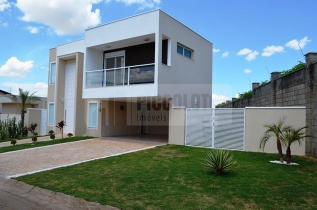 Casa de 4 dormitórios em Boa Esperança, Paulinia - SP