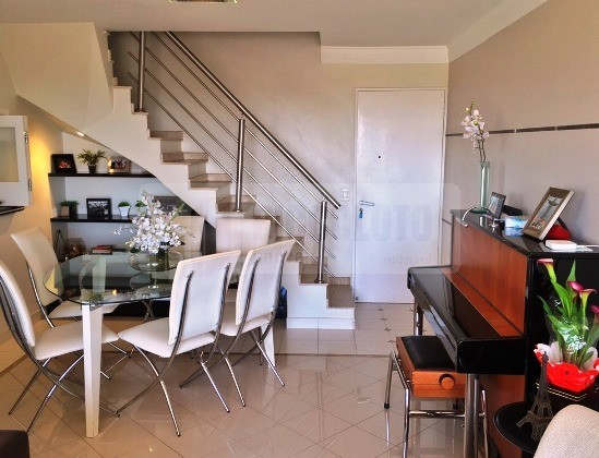 Penthouse de 3 dormitórios em Chapadão, Campinas - SP