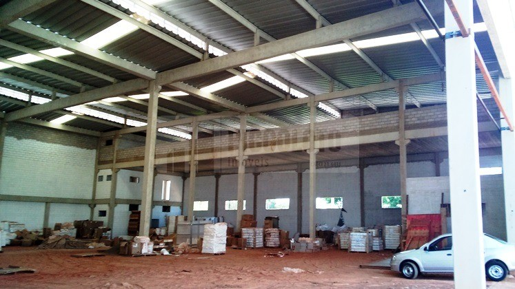 Industrial em Parque Via Norte, Campinas - SP