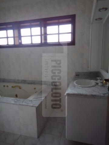 Casa de 4 dormitórios em Jardim Paiquere, Valinhos - SP